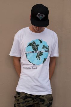 Screen Printed Original Design T-Shirt by CounterFitCulture
