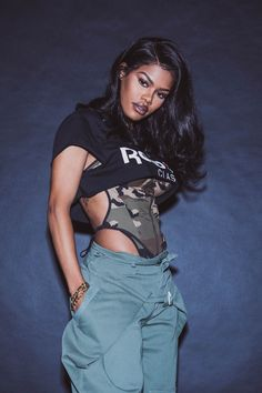 4cc03cfe19b Teyana Taylor Is the Face of Reebok s