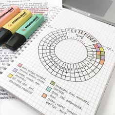Bullet Journal Ideas & September Set Up - Monthly spreads, weekly spreads, and other unique ideas!