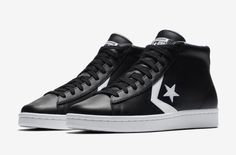 http://SneakersCartel.com The Converse Pro Leather In Black And White Is Available Now #sneakers #shoes #kicks #jordan #lebron #nba #nike #adidas #reebok #airjordan #sneakerhead #fashion #sneakerscartel https://www.sneakerscartel.com/the-converse-pro-leather-in-black-and-white-is-available-now/