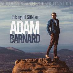 ADAM BARNARD ROMANZ - Ruk My Tot Stilstand - South Africa Gospel CD CDJUKE85 New