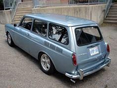 1967 VW Squareback