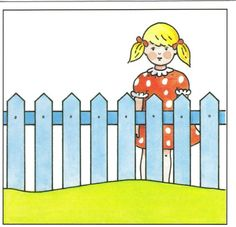 Prepositions Outside The Fence