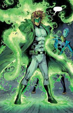 Hal Jordan by Billy Tan