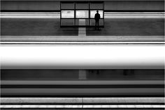 by Kai Ziehl / Taking Some Alone Time in the Stunning Symmetrical City - My Modern Metropolis