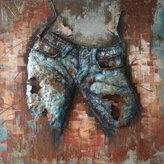 Авантюрная история появления джинсов