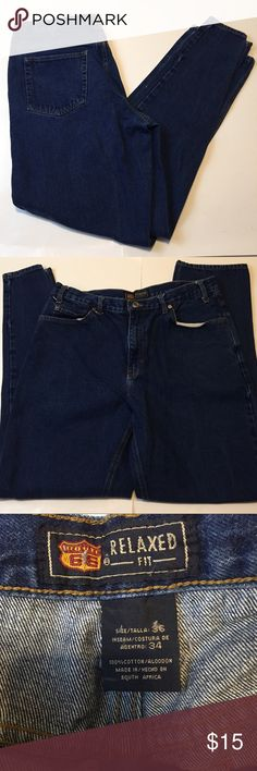 Men's Route 66 Relaxed Fit Jeans Route 66 Relaxed Fit Jeans Size 36 Route 66 Jeans Relaxed