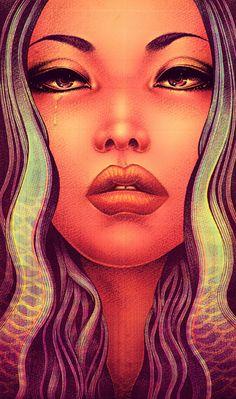 ONEQ Zubekou Illustration