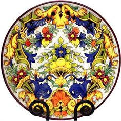 ceramar hand painted ceramic pottery