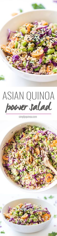 ASIAN QUINOA POWER S