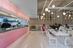 Gallery - Bellopuerto Reforma Restaurant / Estudio Atemporal - 1