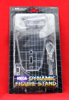 """NECA Dynamic Figure Stand Single Pack for 5/""""-10/"""" inch Action Figures Neca 2016"""