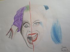 Joker-Harley Joker And Harley, Art, Art Background, Kunst, Performing Arts, Art Education Resources, Artworks