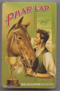 Swap Playing Cards Race Horse Phar LAP Deck | eBay