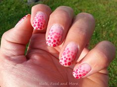 Nails, Food and More: Punkte-Gradient