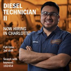 We have a great opportunity to grow your career as a Diesel Technician! Check out this opportunity to learn more! Mechanic Jobs, Diesel, Opportunity, Career, Knowledge, Trucks, Check, Diesel Fuel, Carrera
