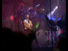 Michael Jackson - Come Together (Music Video)