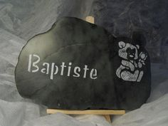Cadeau de naissance par Bulles de Granite