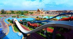 Der perfekte Familienurlaub im 4-Sterne AquaPark im ägyptischen Hurghada! 6 oder 8 Tage ab 271 € | Urlaubsheld