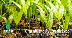 Organic & Ayurveda Expo @ Chennai from 9-11 June 2017