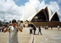 Sydney Opera House by GoGap, via Flickr
