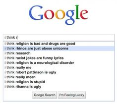12 Funny Google Suggestions and Results
