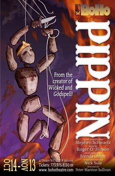 Cool Pippin poster