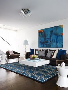 The bold use of pattern and colour for which Greg Natale is known has become one of the practice's signature features, together with an intricate approach to layering that speaks of luxe livability. These have contributed to making Greg Natale Design one of Australia's top interior design firms and Greg himself one of its most sought-after talents.   The work of the best interior designers in the world to inspire interior designers looking to finish their projects with unique home decor…