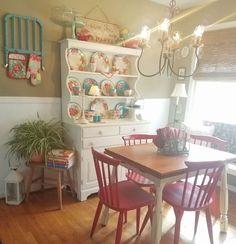 Best Indoor Garden Ideas for 2020 - Modern Boho Kitchen, Kitchen Redo, Country Kitchen, Vintage Kitchen, Kitchen Remodel, Kitchen Design, Kitchen Ideas, Pioneer Woman Dishes, Pioneer Woman Kitchen