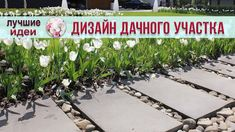💗  Креативные идеи для дачи и сада - дизайн дачного участка