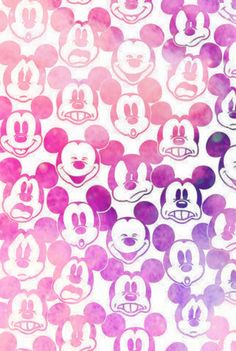 Mickey Mouse Background edit . By: Celinaa