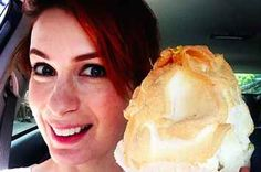 32 Times Felicia Day Out-Geeked You On Instagram