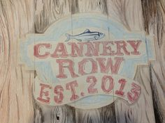 Cannery Row Monterey CA. Year and place my sister got married. #Pencil by Kelly DeChristopher #art