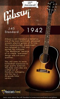 7 best gibson120 infographics images on pinterest gibson guitars rh pinterest com