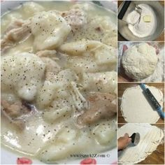 Cracker Barrel Chicken and Dumplings Copycat Recipe Man, oh man! If there is every a simple recipe to try it would be thisCracker Barrel Chicken and Dumplings Copycat Recipe. I was able to make this meal from frozen chicken to done in a little less than 30 minutes! I made this recipe with a bagContinue Reading...