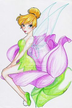 Tinkerbell by ~DeedNoxious on deviantART