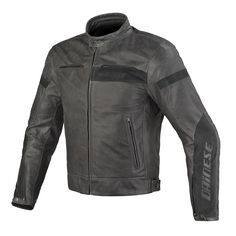 Dainese Stripes Evo Leather Jacket 001