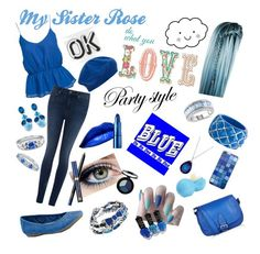 """""""An Outfit For My Sister Rose"""" by starlightdreamer13 ❤ liked on Polyvore featuring moda, Monsoon, Baccarat, BERRICLE, Miriam Salat, Ice, Vera Bradley, Cash Ca, Paige Denim y Smashbox"""