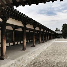 Horyuji in Japan