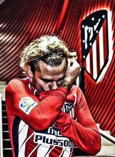 Antoine Griezmann, Best Football Players, Soccer Players, Girls Playing Football, Lionel Messi, Yoga Mode, Marc Andre, Fc Barcelona, Neymar