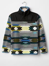 Southwestern ripstop fleece pullover_GAP2015FALL