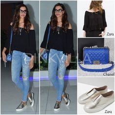 Deepika Padukone keeps it casual in Zara.