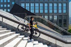 Fietsenmerk VanMoof komt met een nieuwe e-bike: de Electrified X. Hopelijk volgend jaar in Nederland te koop, maar eerst in Japan.