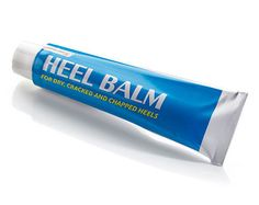 Heel Balm, An effective foot cream to help combat cracked heels and extremely dr #Klife