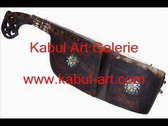 Musikinstrument  Afghan رباب  Robab Ruhbab Rebab Rubab