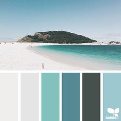 today's inspiration image for { mental vacation } is by @in_somnia_ ... thank you, Judith, for another gorgeous #SeedsColor image share!