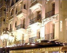 Hotel Carlton, Tunis   Located on Avenue Habib Bourguiba t