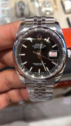 رولكس ديت جس 36 مستعمله للبيع السعر 14500درهم Omega Watch Oysters Accessories
