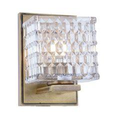 Elegant Lighting Ankara 1 Light Wall Sconce Finish: