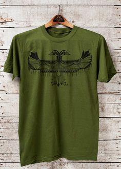 Reverie-mens t-Shirt by Bark Decor #Etsy